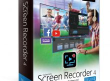 CyberLink Screen Recorder Deluxe 4.2.7 Crack With License Key